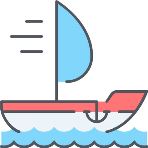 Fishing Boat Icon Free by Fishing Boat Free Transport Icons