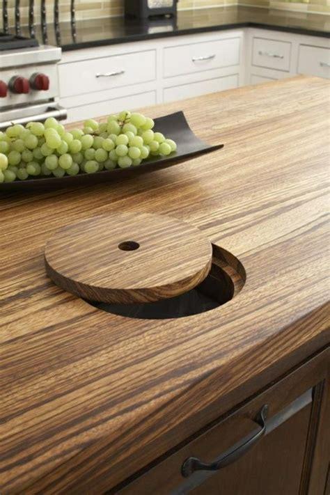 Holzplatte In Der Küche by Esche Holzplatte K 252 Che Kochinsel Unterschr 228 Nke Stauraum