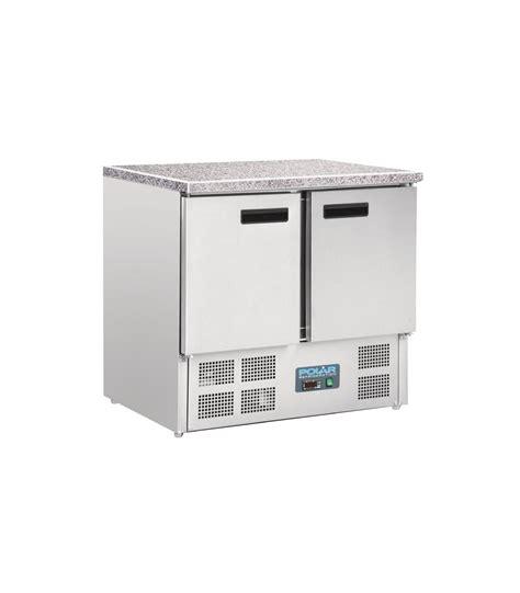 plan comptoir comptoir refrigere avec plan en marbre 2 portes 24