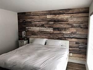 Deco Mur En Bois Planche : d coration bois de grange ~ Dailycaller-alerts.com Idées de Décoration