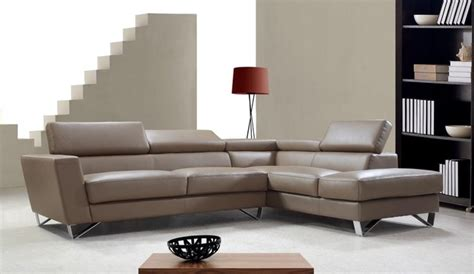 Light Brown Leather Sectional by Light Brown Leather Sectional Sofa With Adjustable