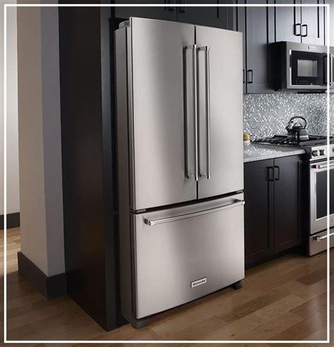 counter depth refrigerator vs standard depth refrigerator
