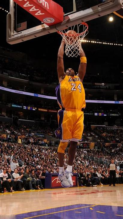 Kobe Bryant Dunk Wallpapers Galaxy Note Dunking