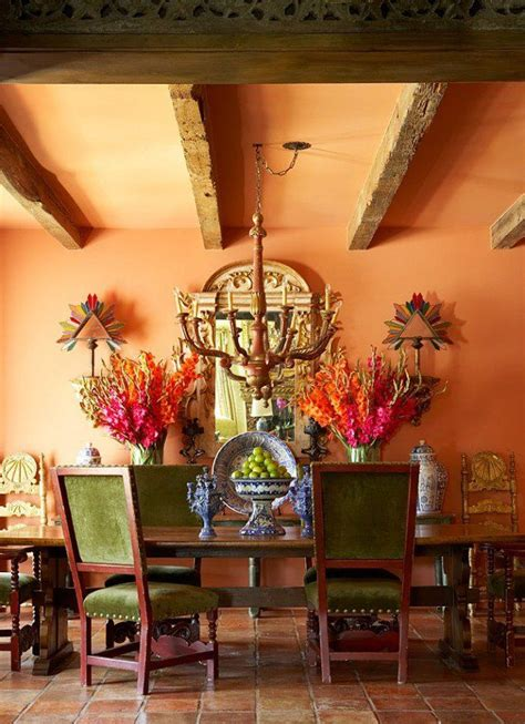28 best images about mexican paint colors on