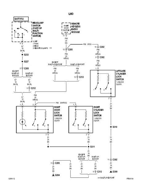 2002 pt cruiser headlight wiring diagram somurich