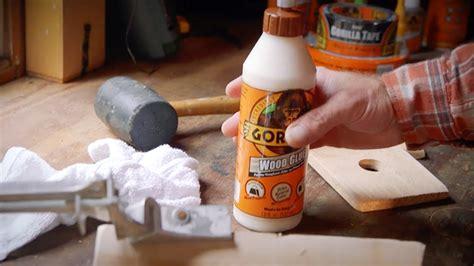 gorilla wood glue gorilla glue