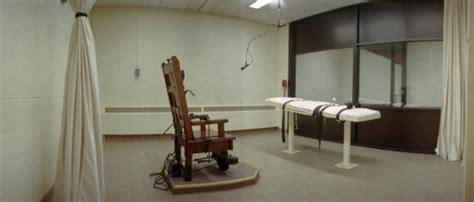chambre prison 10 chambres d 39 exécution des états unis qui font peur adg