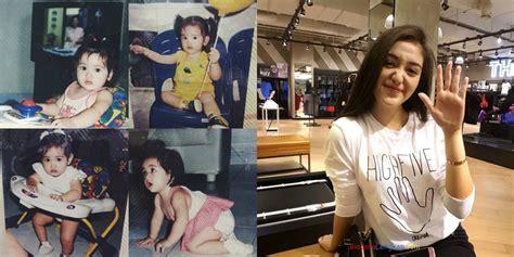 Ibu Hamil 6 Bulan Perut Kecil Bikin Gemes Foto Kecil 9 Selebritis Hits Indonesia Saat
