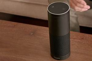 Amazon teases Echo, a Bluetooth speaker and voice ...