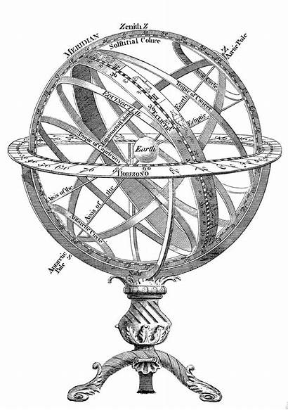 Sphere Armillary Steampunk Printable Superb Right Instant