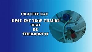 Comment Détartrer Un Chauffe Eau : comment tester un thermostat sur un chauffe eau youtube ~ Melissatoandfro.com Idées de Décoration