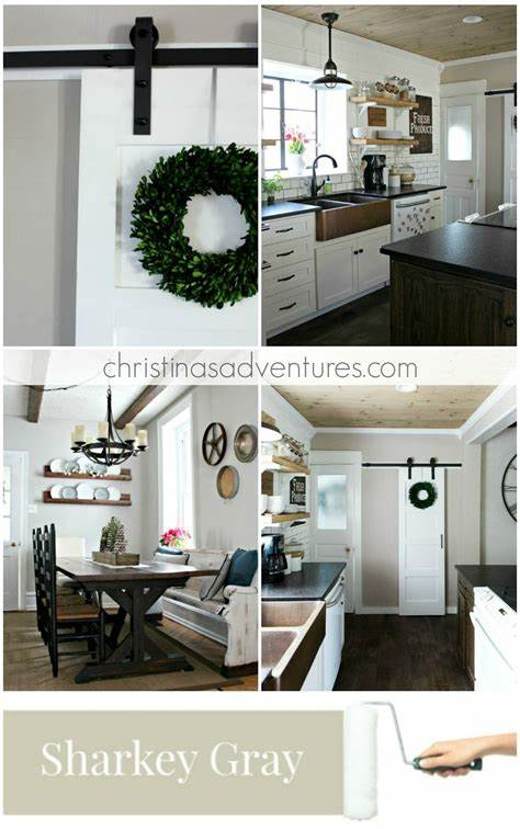 Large Farmhouse Style Paint Colors Top Rated