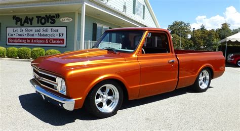 C10 Bed by 1967 Chevrolet C10 Bed Up