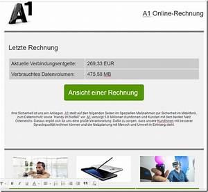A1 Rechnung : teure a1 rechnung b se falle mimikama ~ Themetempest.com Abrechnung