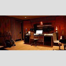 Interior Design In The Recording Studio — Pro Audio Files