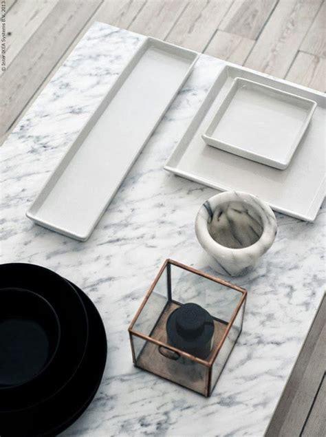 marble trend  interior design inspiration  ideas