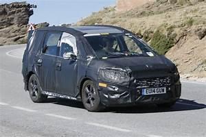 Ford S Max 2016 : nuove ford galaxy e s max catturate durante i test foto spia ~ Gottalentnigeria.com Avis de Voitures
