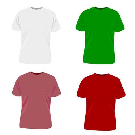 vector  shirt template vector