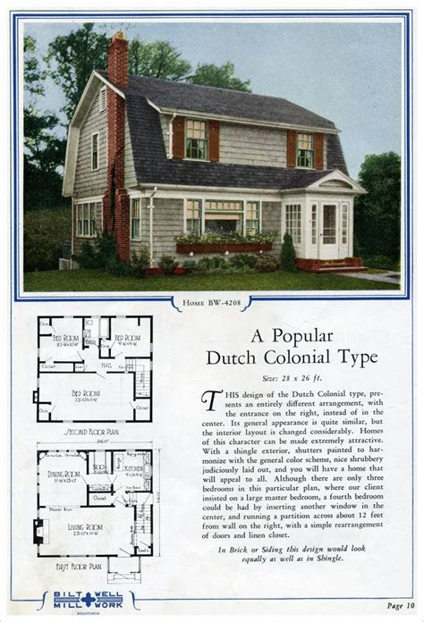 dutch colonial houses images  pinterest dutch