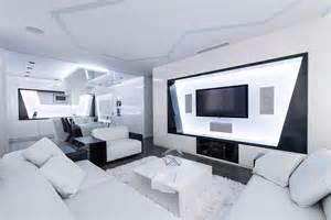 bathroom ideas small spaces futuristic axioma apartment in black and white by
