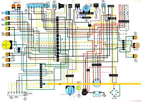 Motorcycle Diagrams Page Circuit Wiring