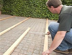 Bauanleitung Holzterrasse Selber Bauen Die Unterkonstruktion : anleitung holz terrasse selbst bauen unterkonstruktion ~ Lizthompson.info Haus und Dekorationen