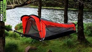 Crua Hybrid La Tente Hamac Pour Dormir Dans Les Arbres