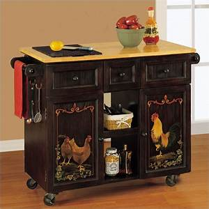 Hen, And, Rooster, Cabinet