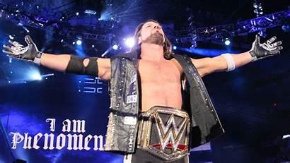 Wwe Styles Aj Champion Wallpapers Wrestlers Smackdown