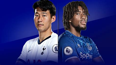 tottenham hotspur  everton preview team news