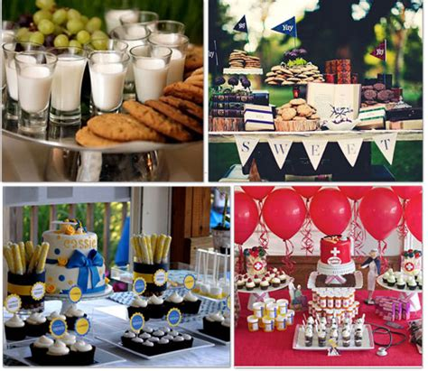 party ideas and themes archives diy swank graduation party decorations for a girl www pixshark
