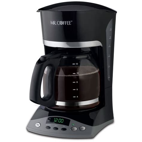 3 beeps when coffee is ready.the coffee is weak using the regular or strong brew strength. Mr. Coffee 12 Cup Programmable Coffee Maker - Black at Hayneedle