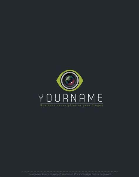 exclusive design high tech eye logo compatible