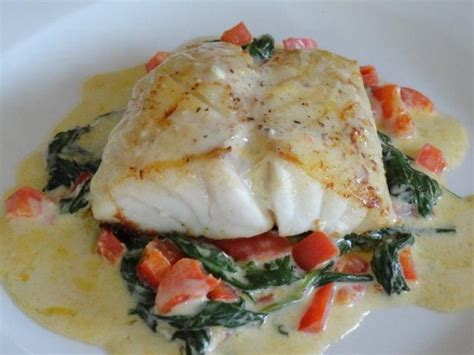 grouper florentine fish recipes pieces recipe butter plate firm baked garlic hook grilled sauce healthy fishing tablespoons olive bag dishes