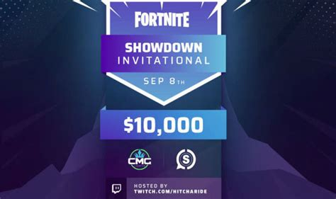 fortnite battle royale ps tournament announced
