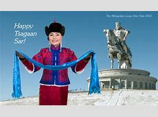 Lunar New Year or Tsagaan sar2016