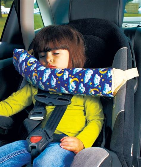 siege auto inclinable pour dormir rest n ride travel pillow for in car seats or