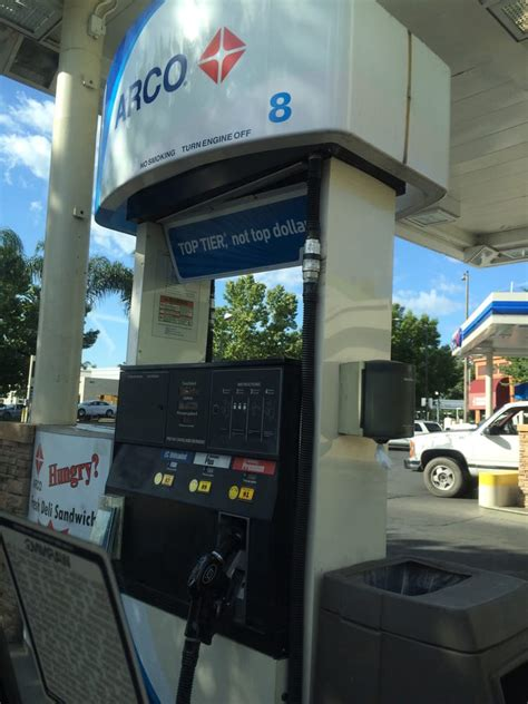 arco gas stations    st chico ca phone