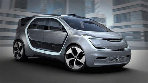 Chrysler Portal Je Koncept Autonomního Mpv Pro Lidi, Které