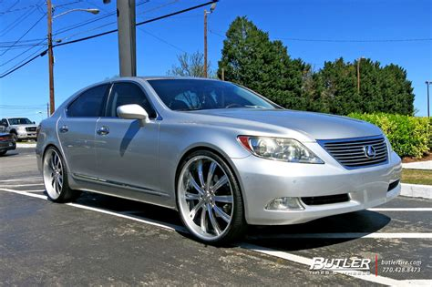 lexus ls   vellano vti wheels exclusively