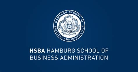 hsba hamburg school  business administration