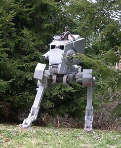 AT-ST Walker - Woodworking Blog Videos Plans How To
