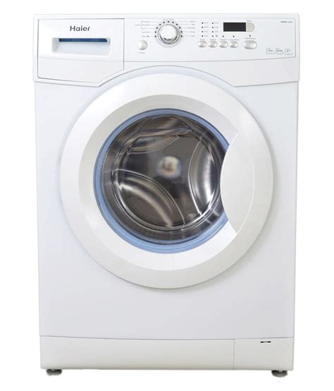 haier waschmaschine error 7 haier 7kg hw70 1279 fully automatic front load washing machine white price in india buy haier