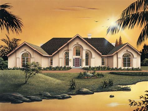 atrium ranch homes images  pinterest floor plans home plans  house floor plans