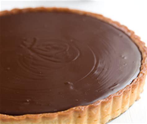 recette facile de la tarte au chocolat et banane fa 231 on cyril lignac