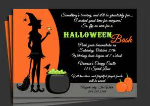 Halloween Potluck Invitation Sample halloween party invitation wording theruntime com