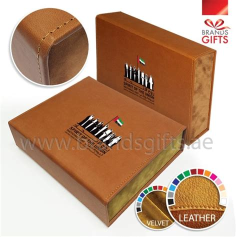 National Day Leather Box  Brands Gifts
