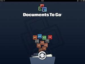 ipad documents to gor premium office suite the best With documents to go iphone