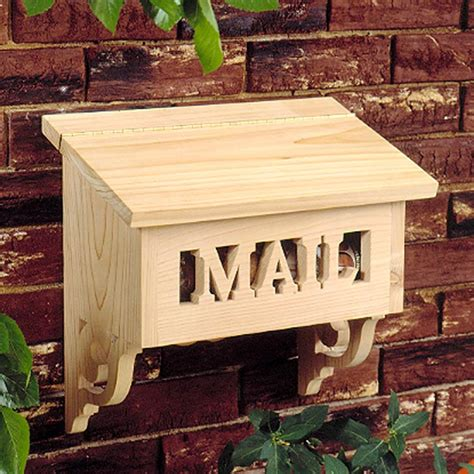 special delivery mailbox woodworking plan  wood magazine