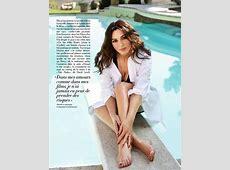 Monica Bellucci Paris Match Magazine May 2017 Issue